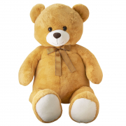 Giant Bear With Ribbon 100cm YB