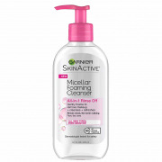 Micellar Foaming Facial Cleanser All-in-1 (Pink) 200ml