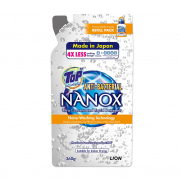 Nanox Laundry Liquid Detergent Refill Anti-Bacterial 360g
