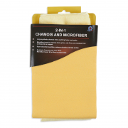 2in1 Chamois & Microfiber Towel