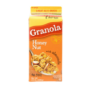 Granola Honey Nut W/ Almonds 680g (#)