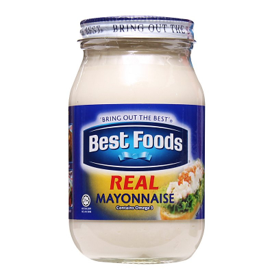 Real Mayonnaise 430ml  (#)