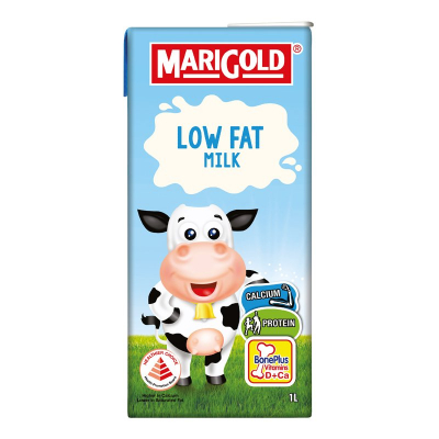 UHT Low Fat Milk 1L (#)