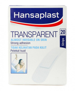 Transparent Plaster 20s