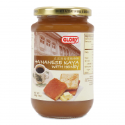 Hainanese Kaya With Honey 400g (#)