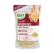 Organic Brown Rice 750g