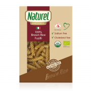 Organic Brown Rice Pasta Fusilli 250g