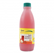 Apple Cranberry Juice Drink 1L