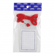 Card Hold With Lanyard Verticle 89220BV