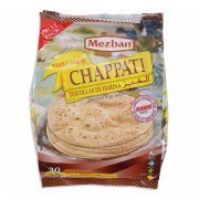 Chappati Whole Wheat 30s
