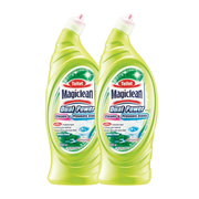 Dual Power Toilet Bowl Cleaner Forest Fresh
