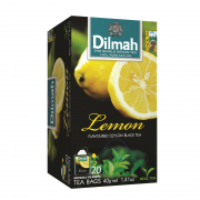 Tea Bags - Lemon Flavoured Ceylon Black Tea 20sX2g