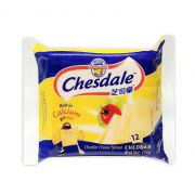 Cheddar Cheese Slices 12sX250g