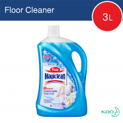 Floor Cleaner Fresh Floral 3L