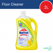 Floor Cleaner Fresh Lemon 3L