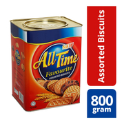 All Time Assorted Biscuits 800g