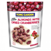 Almond With Dried Cranberries 140g