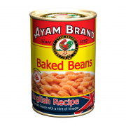 Baked Beans With English Recipe 425g