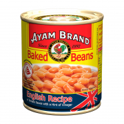 Baked Beans With English Recipe 230g