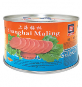 Shanghai B2 Pork Luncheon Meat 397g (#)