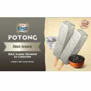Potong Black Sesame 6sX60ml