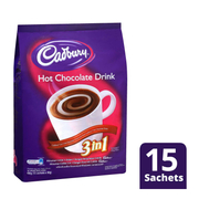 3 In 1 Chocolate Drink 15sX30g