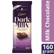 Dark Milk Chocolate 160g