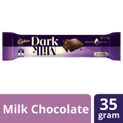 Dark Milk Chocolate 35g