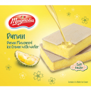Durian Ice Cream with Wafer 4sX62ml