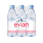 Natural Mineral Water 6sx500ml