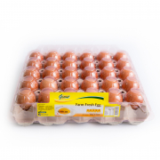 Farm Fresh Eggs 30s