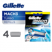 Turbo Razor Cartridge Refills 4s