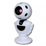 Bladeless Mr Robofan With Remote Control IF7373