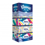 3 Ply Facial Tissue Floral 5sX100Sheets
