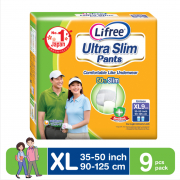 Adult Diapers - Ultra Slim Pants 35
