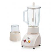 Glass Jug Blender With Dry Food Mill MC168