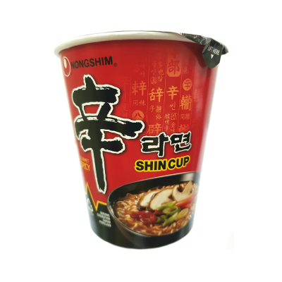 Spicy Mushroom Flavour Cup Noodles 70g