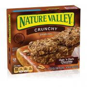 Oats & Dark Chocolate Granola Bar 6sX42g