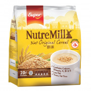 Instant Cereal Drink NutreMill 3-In-1 Original 20sX30g
