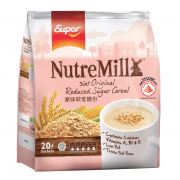 Instant Cereal Drink NutreMill 3-In-1 - Reduced Sugar 20sX20g