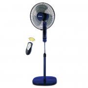 16 Inch Electric Stand Fan with Remote Control PPFS300R