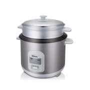 Rice Cooker with Steamer 1.8L PPRC68