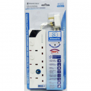 3 Way Extension Socket 3 Meters PS-003/3M