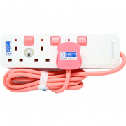 3 Way Extension Cord 2 Meters PS-513B