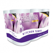 Deluxe Kitchen Paper Towel 6X60Sheets
