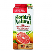 100% Premium Ruby Red Grapefruit Juice 1.75L