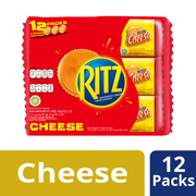 Sandwich Crackers - Cheese 12sX27g
