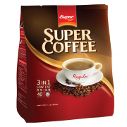 Instant Coffee 3-In-1 Low Fat (Regular) 40sX20g
