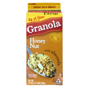 Honey Nut With Almonds Granola 680g