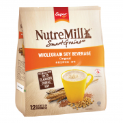 Instant Soy Drink Whole Grain NutreMill - Original 12sX35g